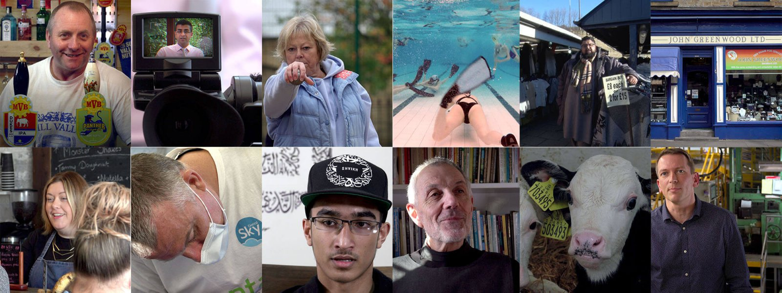 Popcorn Premiere: 12 short films about life in our towns