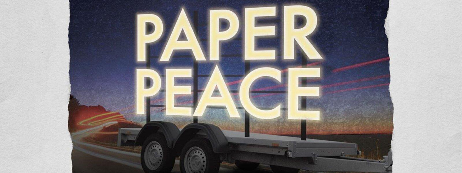 The Peace Poem Tour